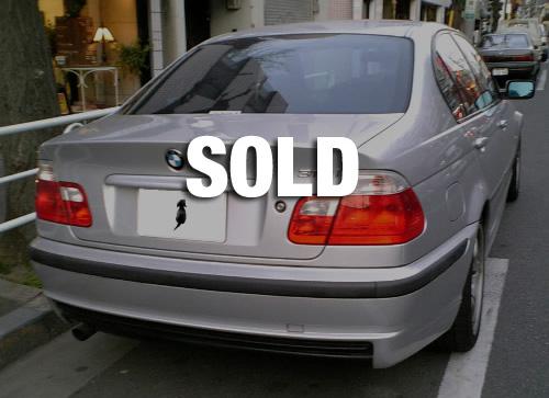 BMW318i M-Sport