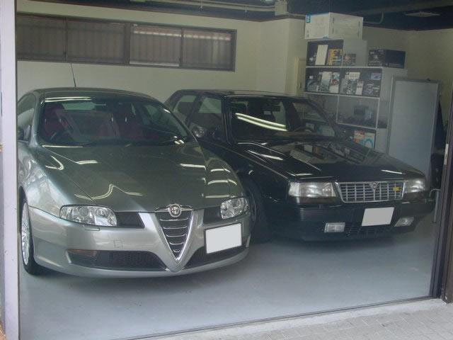 イタリア車祭り