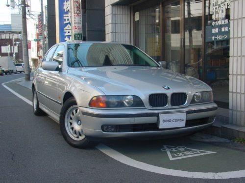 00 BMW525i