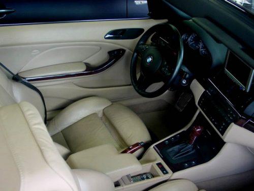 01 BMW 330Ci Cabliolet