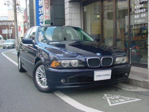 01 BMW530i