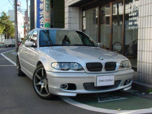 02 BMW320i M-sport