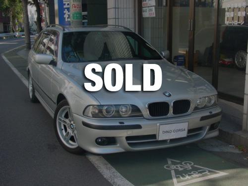 03 BMW 530i touring M-sport