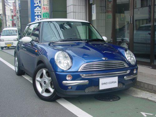 03 MINI Cooper