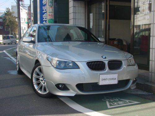 06 BMW540i M-Sport
