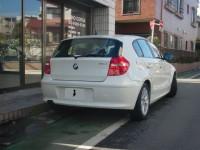 07 BMW 116i