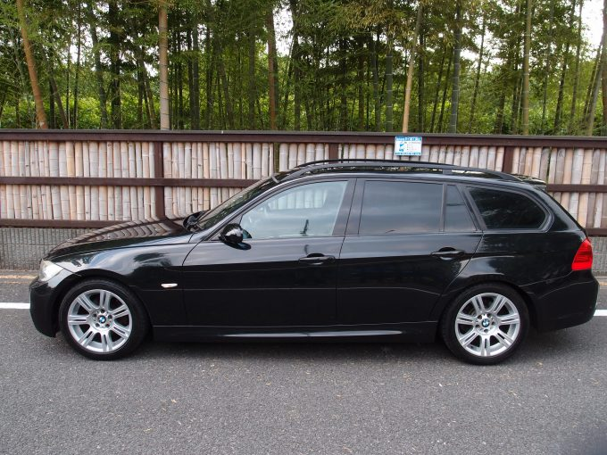 07 BMW320i touring MS