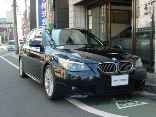 07 BMW530i touring M-Sport