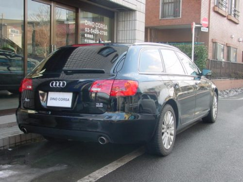 07 Audi A6 avant