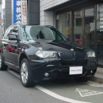 08 BMW X3 3.0si M-Sport