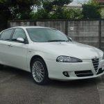 09 Alfa 147 White Edition