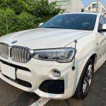 15 BMW X4 xDrive 35i M-Sport