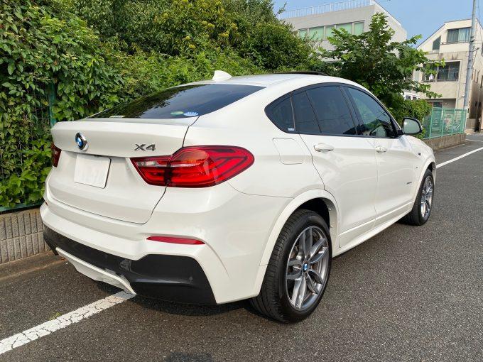 BMW X4 xDrive 35i M-Sport