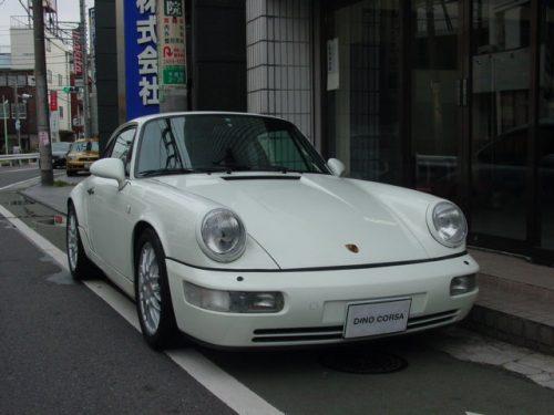 91 Porsche911