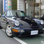 93 Porsche911カブリオレ