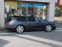 93 Porsche 911 Carrera2 Cabriolet