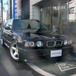 95 BMW 525i touring