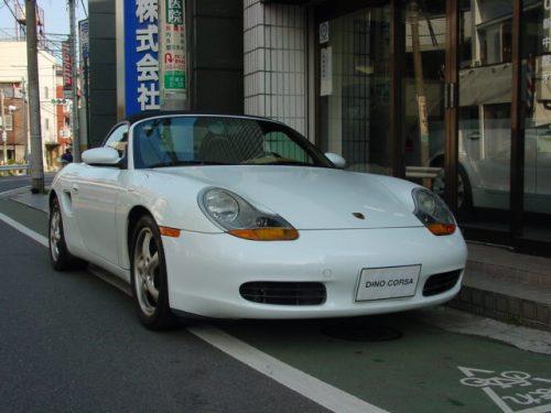 98 Porsche Boxster
