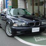 99 BMW528iスポーツ