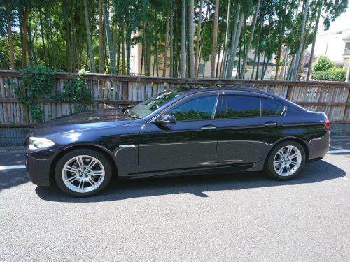 BMW523i M-Sport