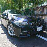 11 BMW523i M-Sport