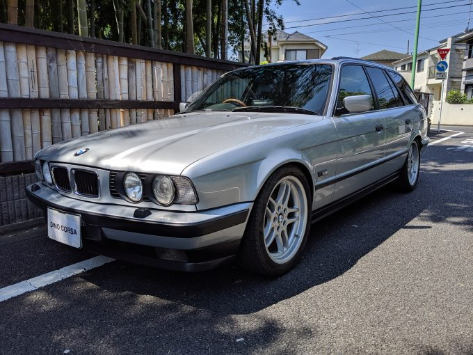 94 BMW525i touring
