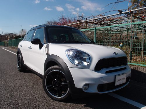 MINI Crossover CooperS