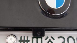 E90 バックカメラ取付 ナビ地図更新