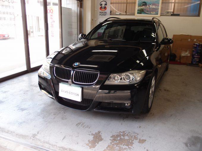 08 BMW320i touring M-Sport