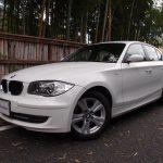 09 BMW 120i