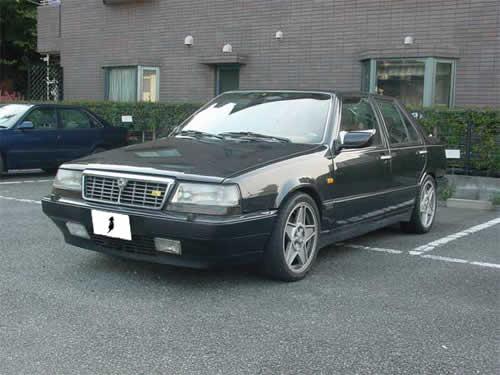 91 Lancia Thema 8 32